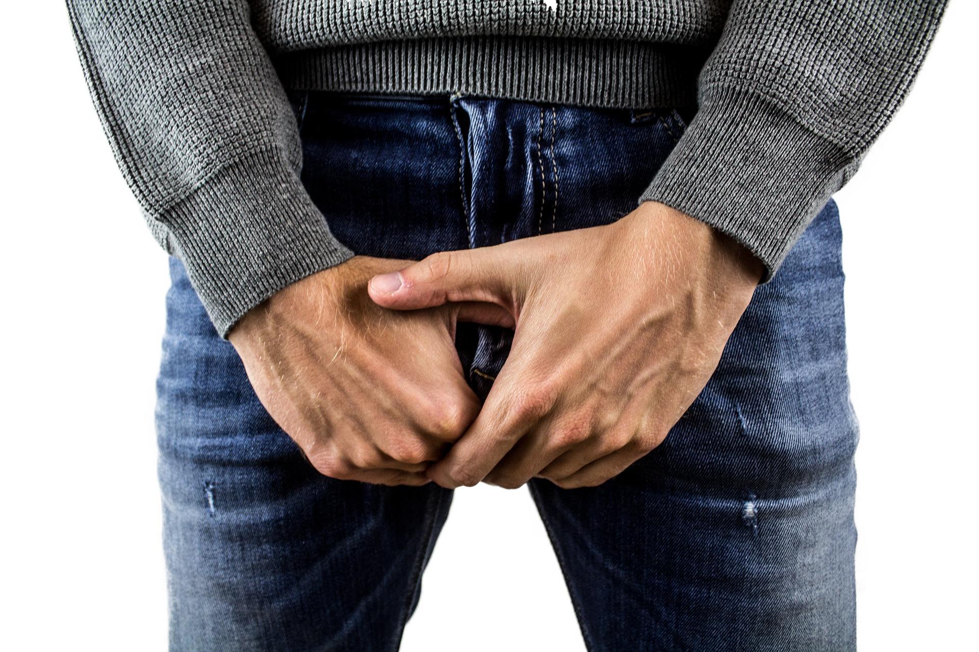 un nod pe penis penis degerat