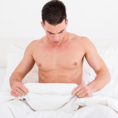 lipsa sau erecția slabă