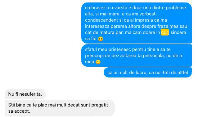Toate mesajele dubioase pe care le-am primit de la bărbați doar pentru că sunt femeie