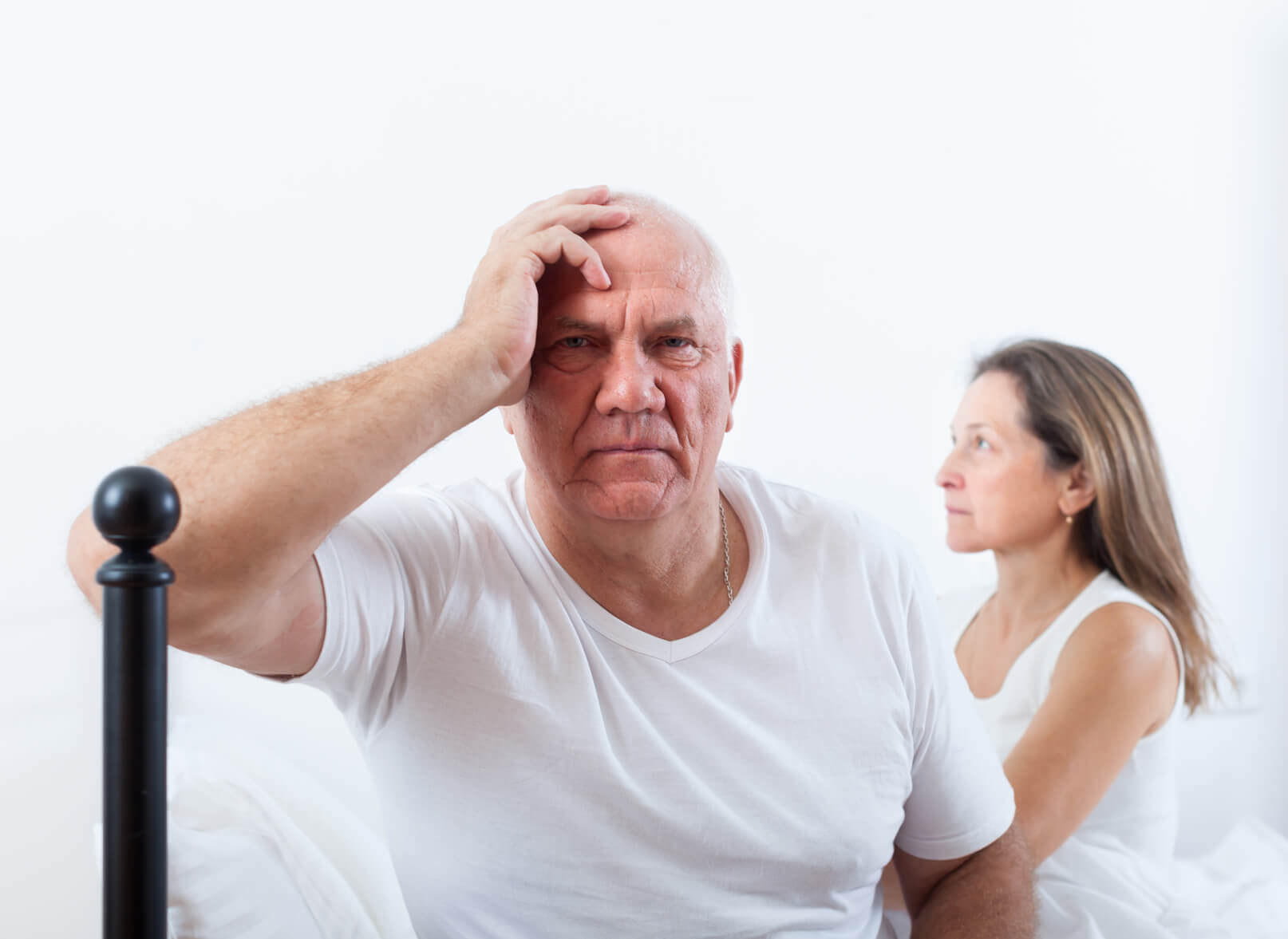 problemă de erecție la un bărbat de 50 de ani erecție slabă după tratamentul prostatitei