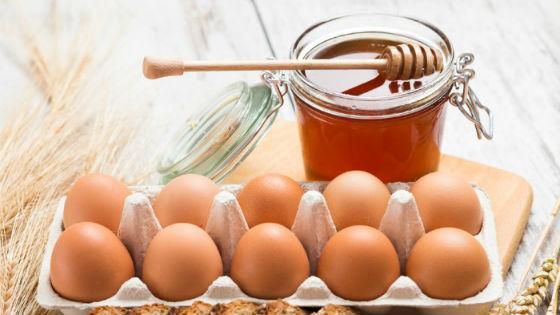ouă crude pentru o erecție