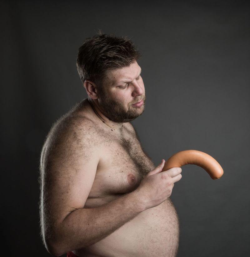 greutatea penisului în timpul erecției