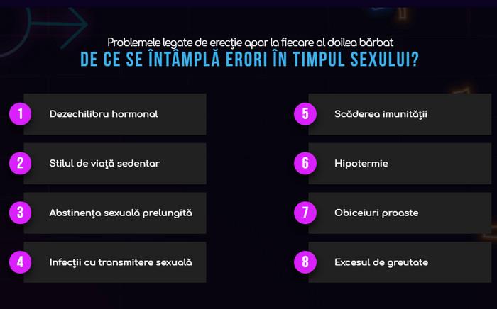 exerciții care afectează erecția tahicardie și erecție