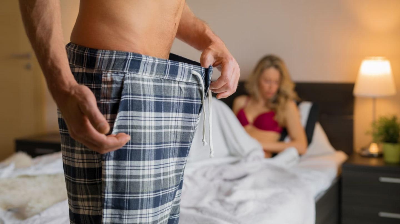 de ce penisul nu se potrivește complet ce trebuie făcut atunci când bărbații au erecții rapide