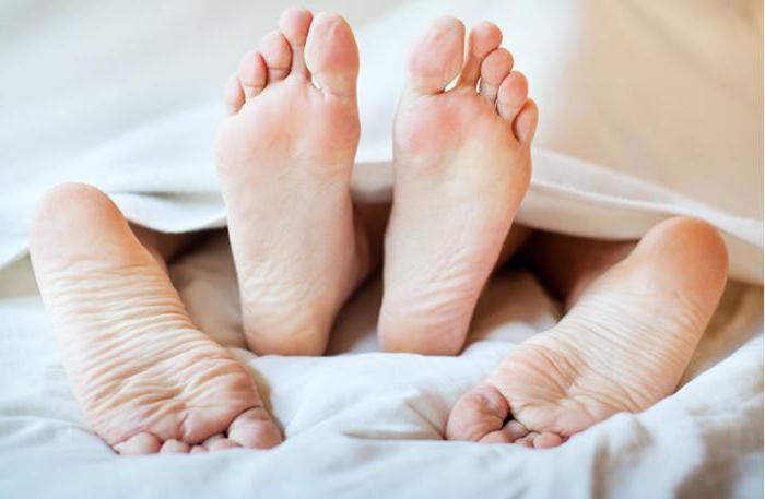 în picioare  erecția dispare sparanghel și erecție