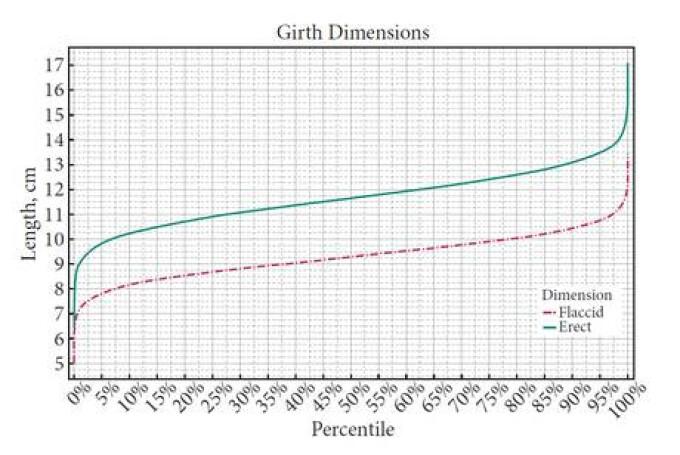 dimensiunea penisului grosime normală Am scăzut sensibilitatea penisului