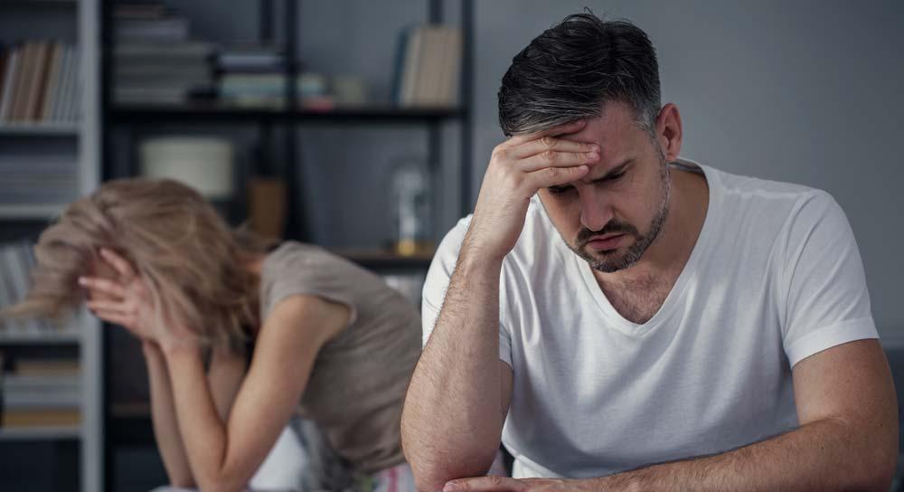 erecția dispare cu soția ce să facă